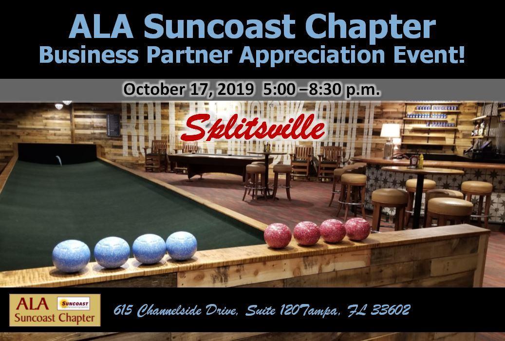 Suncoast ALA - Events